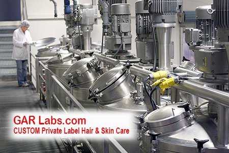 GAR Labs Laboratories Mixing Tanks 1 Hair Care Skin Care