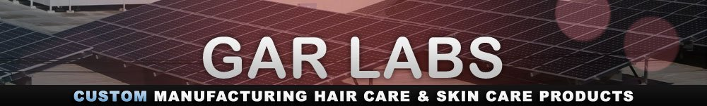 GAR Laboratories - Manufacturing Hair Care & Skin Care Products