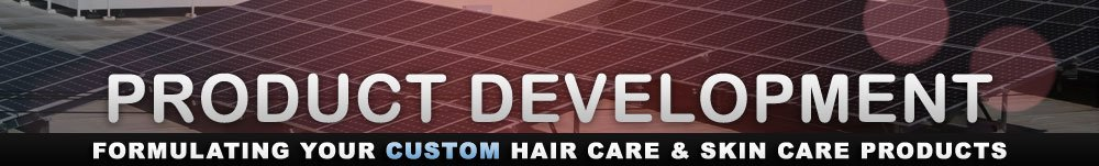 Product Development - Formulating Your Hair Care & Skin Care Products
