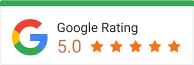 GAR Labs Five Star Google Reviews